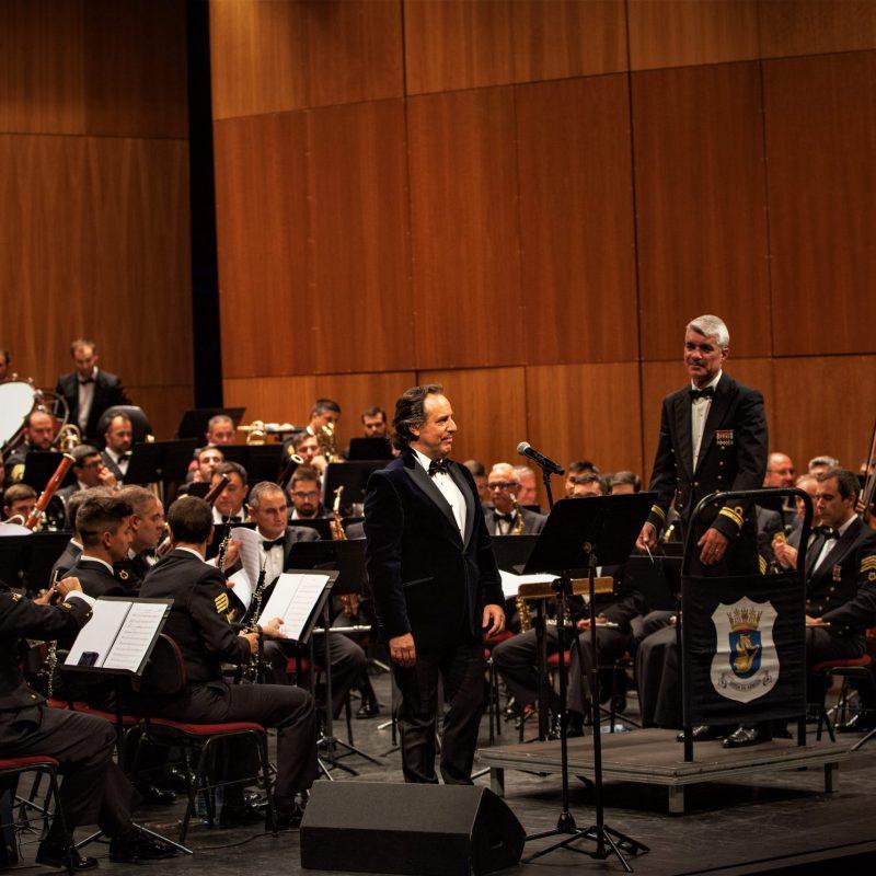 Concerto Comemorativo 50º Aniversário da Academia de Marinha. Teatro Municipal Dº Luiz