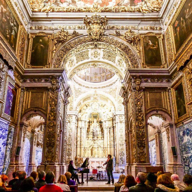Concerto de Autor - Museu do Azulejo (Lisboa)