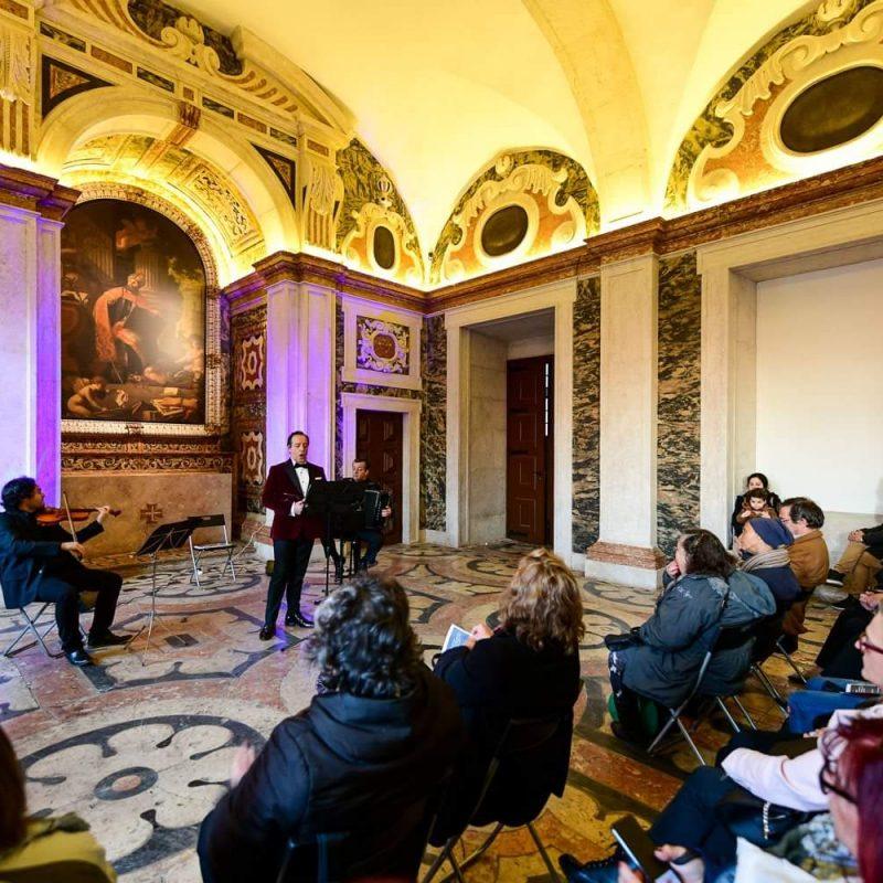 Concerto de Ano Novo - Portaria do Convento da Graça (Lisboa)
